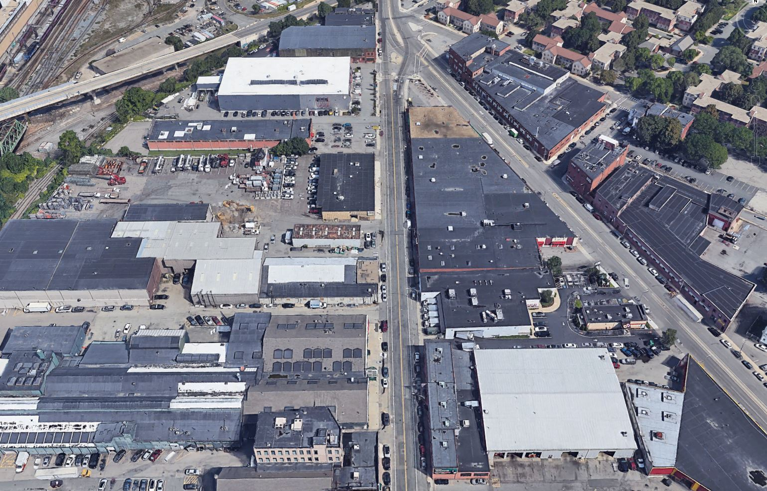 ND Plans 'Transformative' Mixed-use Development on 10 Acres in South Boston