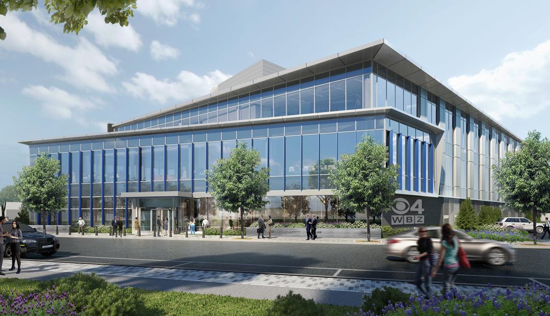 National Development and Mount Vernon Plan Lab Campus in Allston