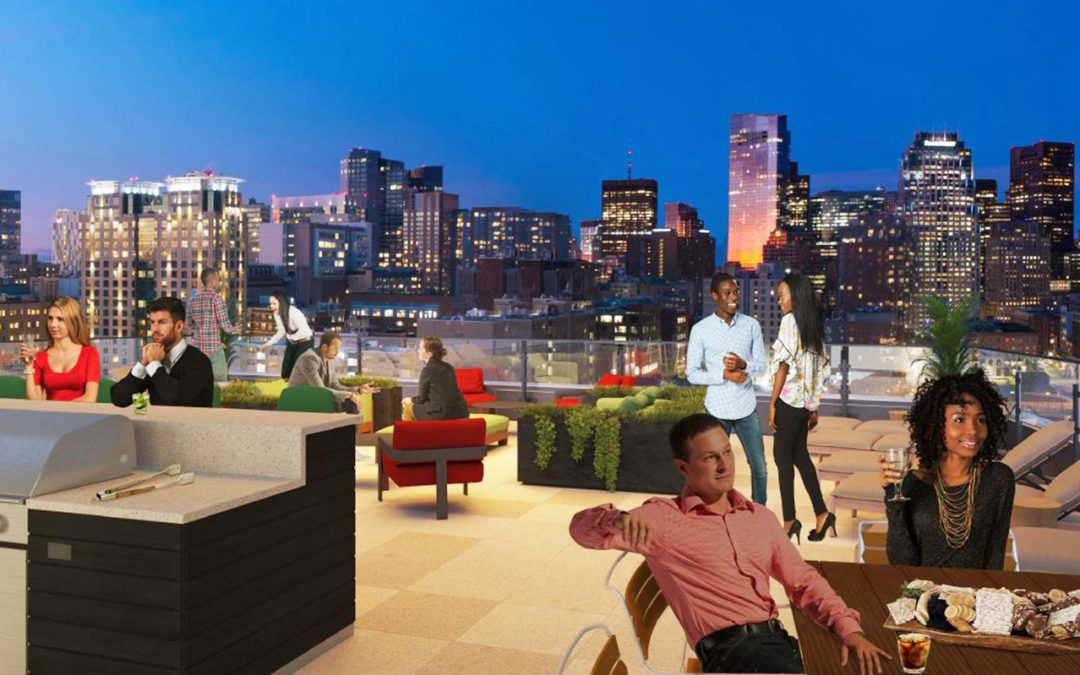 City Living In Boston Will Be Different Inside And Outdoors Post-Pandemic