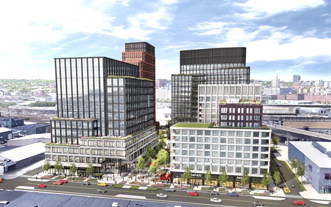 National Development's Massive Dot Ave. Project Recalls Southie's History